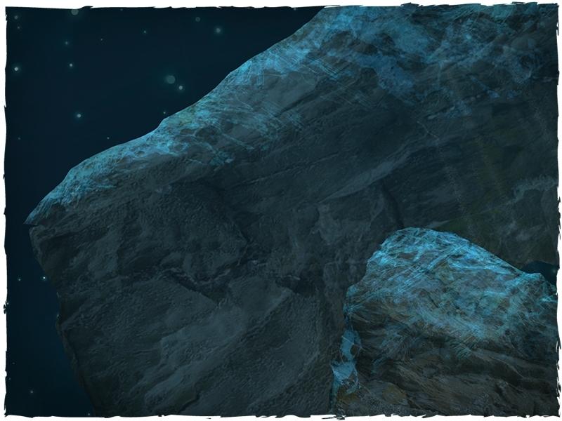 DeepCut Studio Asteroid Field Mat (PVC 3x3) image