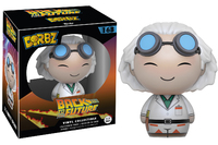 Back to the Future: Dr. Emmett Brown - Dorbz Vinyl Figure