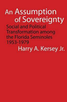 An Assumption of Sovereignty by Harry A. Kersey