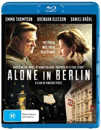 Alone In Berlin on Blu-ray