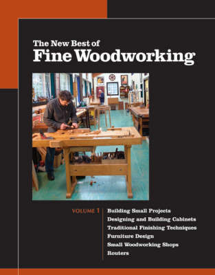 """The New Best of Fine Woodworking by """"Fine Woodworking"""" image"""