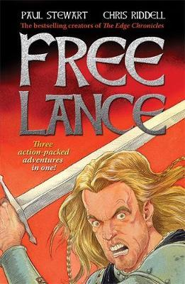 Free Lance: Free Lance and the Lake Of Skulls by Paul Stewart image