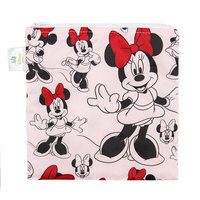 Bumkins Large Snack Bag - Minnie Mouse