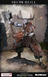 Dragon Age: Inquisition - Iron Bull 1:4 Scale Statue