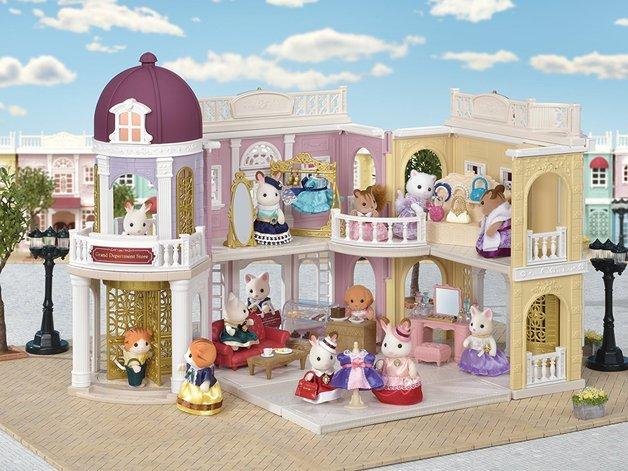 Sylvanian Families: Grand Department Store