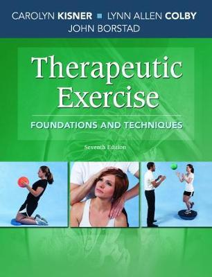 Therapeutic Exercise by Carolyn Kisner image