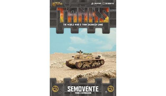 TANKS: Italian Semovente