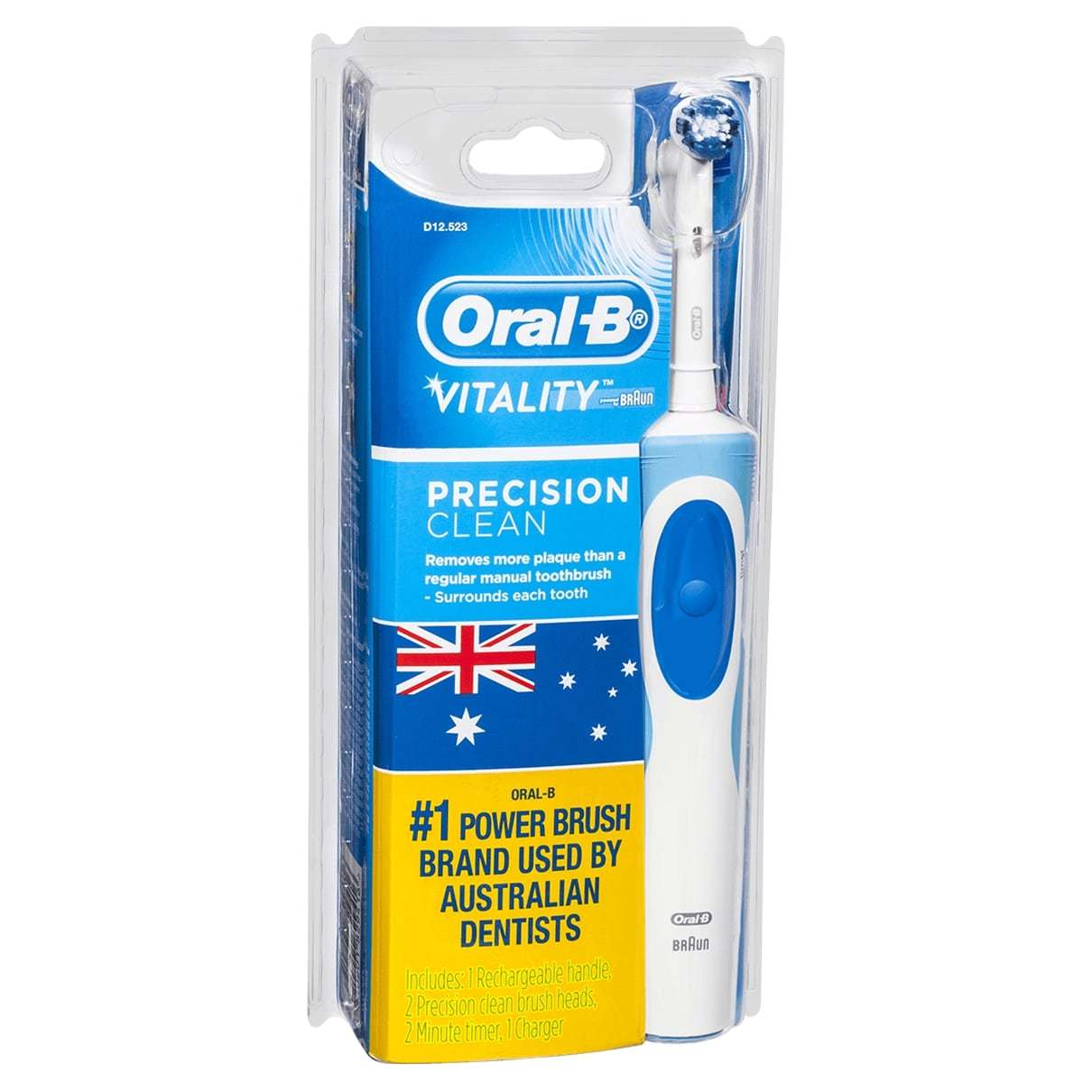 Oral-B: Vitality Power Brush Precision Clean image