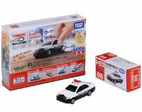 Tomica 4D: 05 Toyota Crown Police Car