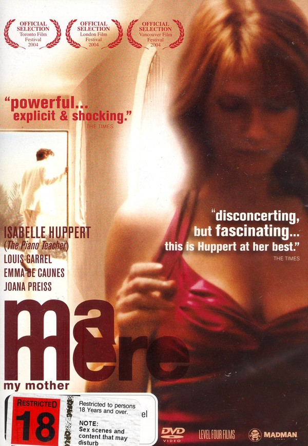 Ma Mere on DVD image