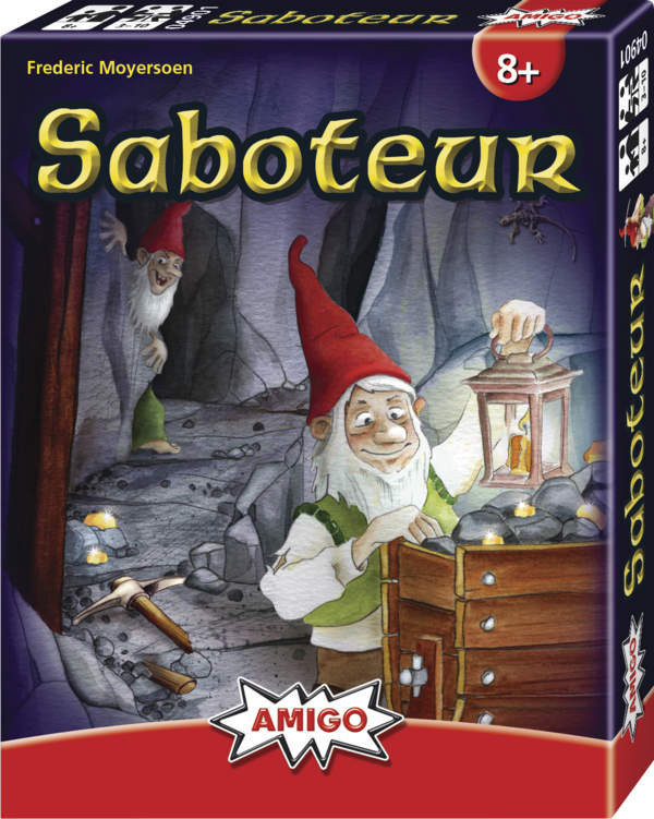 Saboteur Card Game