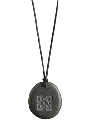 The Hobbit An Unexpected Journey Stone Pendant - Seal of Thorin