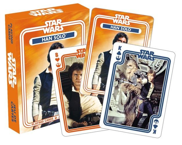 Star Wars: Playing Card Set - Han Solo