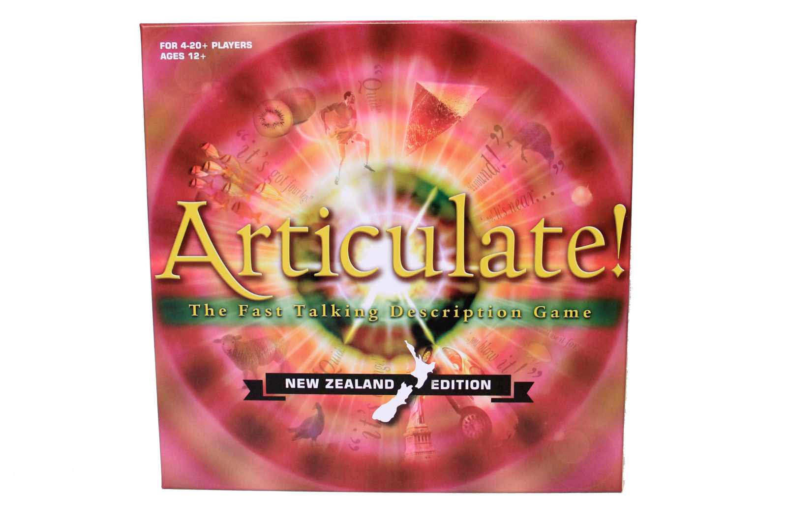 Articulate! New Zealand Edition image