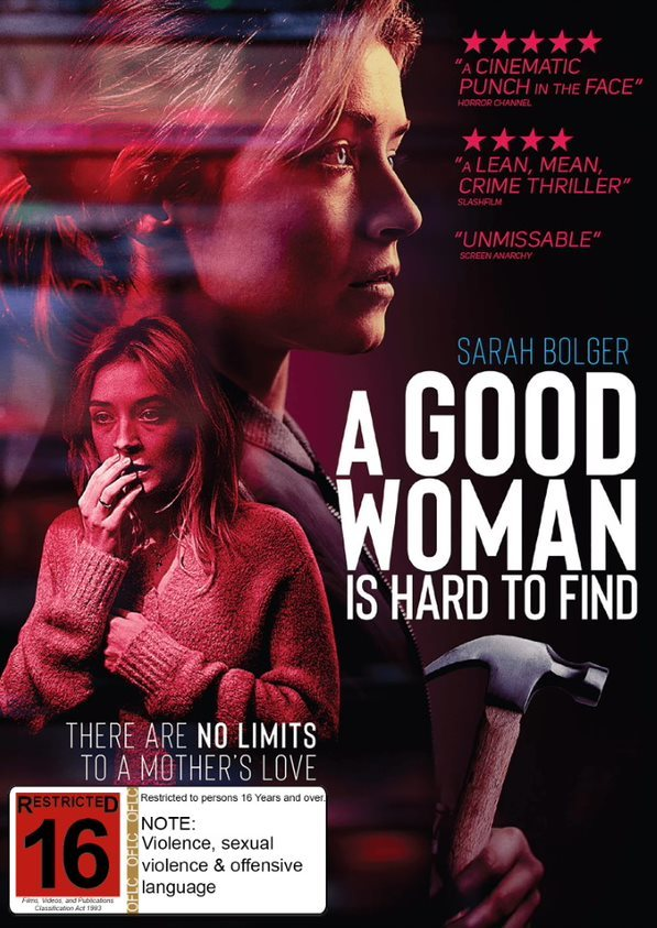 A Good Woman Is Hard To Find on DVD image