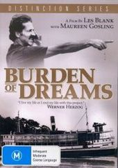 Burden Of Dreams on DVD