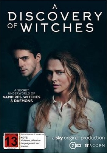 A Discovery of Witches: Series 1 on DVD