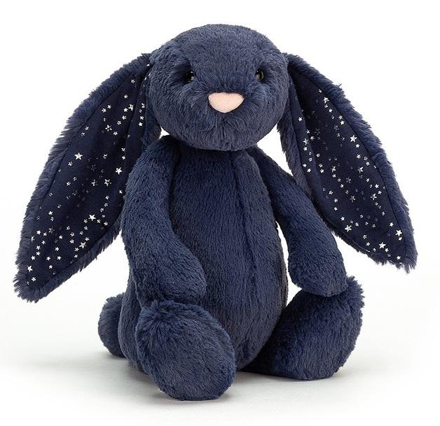 Jellycat: Bashful Stardust Bunny - (Small)