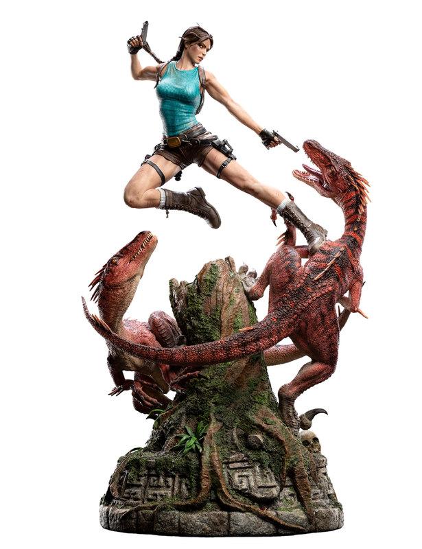 Tomb Raider: Lara Croft The Lost Valley - 1:4 Scale Figure