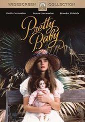 Pretty Baby on DVD
