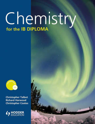 Chemistry for the IB Diploma by Chris Talbot image