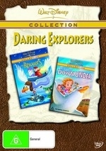 Rescuers / Rescuers Down Under on DVD