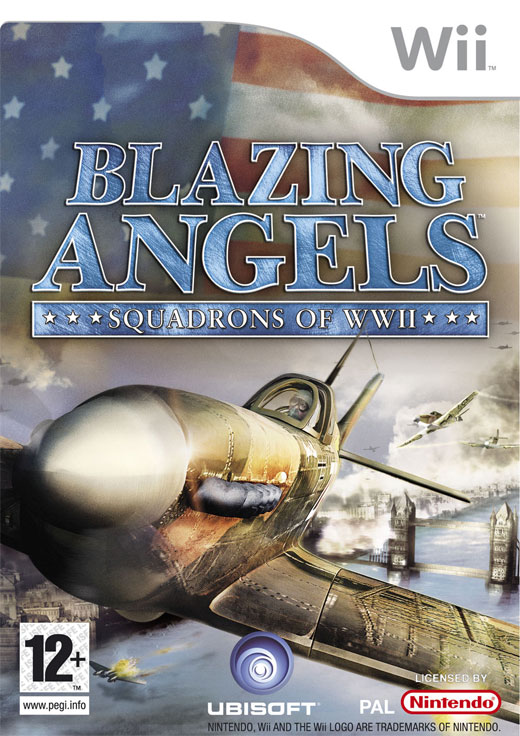 Blazing Angels: Squadrons of WWII for Nintendo Wii image