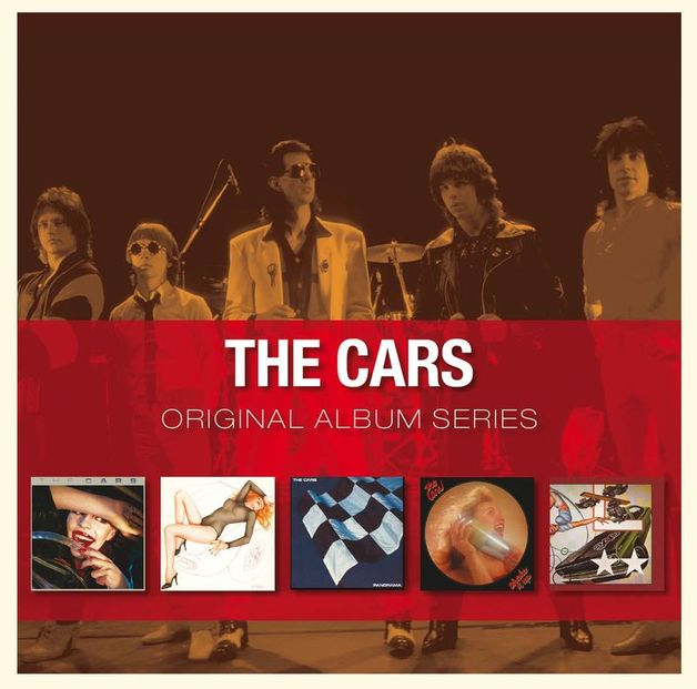 5 Albums in 1 - Original Album Series by The Cars
