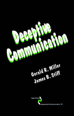 Deceptive Communication by Gerald R. Miller