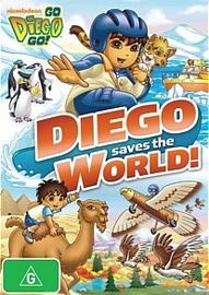 Go Diego Go! - Diego Saves the World on DVD