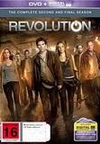 Revolution - The Complete Second Season on DVD