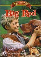 Big Red (1962) on DVD
