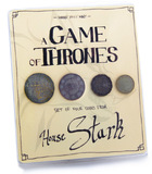 Game of Thrones: House Stark Coin Collection - Set of 4