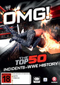 WWE: OMG! Top 50 Incidents In WWE History on DVD