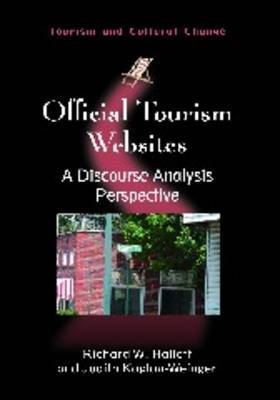 Official Tourism Websites by Richard W. Hallett image