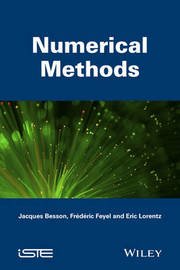 Numerical Methods by Jacques Besson