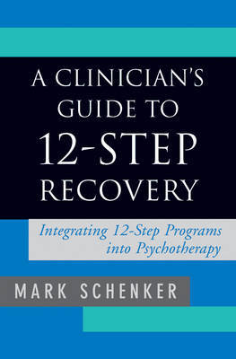 A Clinician's Guide to 12-Step Recovery by Mark Schenker image