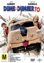 Dumb and Dumber To on DVD