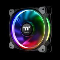 120mm Thermaltake: Riing Plus Radiator Fan - RGB TT Premium Edition (5 Pack) image