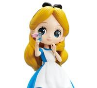 Q Posket: Alice - Thinking Time - PVC Figure image