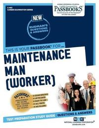 Maintenance Man (Worker) by National Learning Corporation image