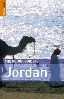 The Rough Guide to Jordan by Matthew Teller image