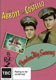 Abbott And Costello: Pardon My Sarong on DVD image