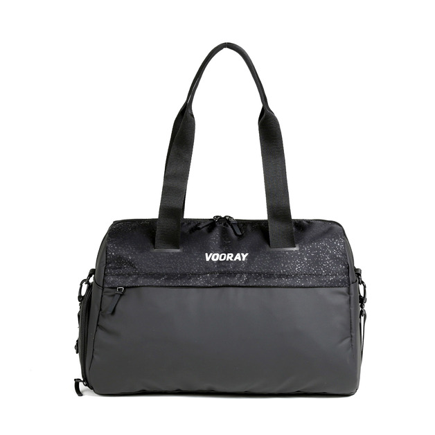 Vooray: Trainer Duffel - Black Foil