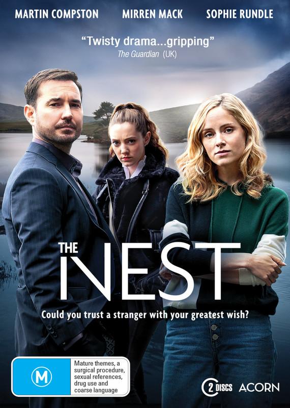 The Nest on DVD