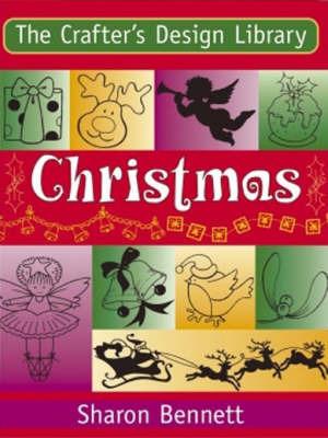 Christmas: Over 350 Fabulous Festive Motifs by Sharon Bennett image