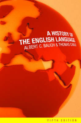 A History of the English Language by Albert C. Baugh image