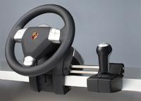 Porsche 911 Turbo Wheel for PS3 image