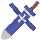 Pretenz Deluxe Sheath and Sword - Blue