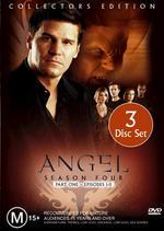Angel Season 4  Volume 1 (3 Disc Set) on DVD